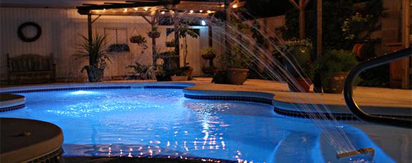 Inground Pool Companies Bluewater Pools Albuquerque Nm